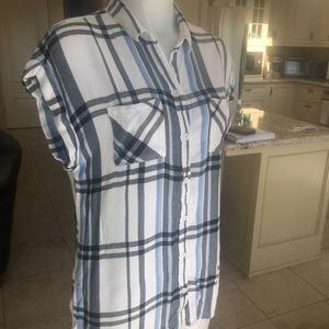 Very soft flannel top